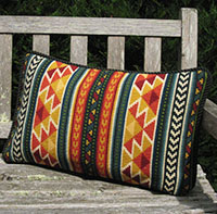 Tabriz Back Pillow (lumbar) #TABP-01