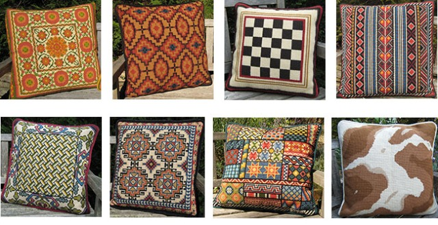 Sampling of Large Square Pillows