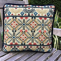 classic kilim pattern Mediasch